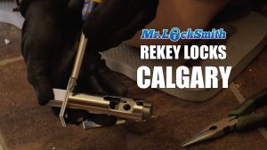 Rekey Locks CALGARY